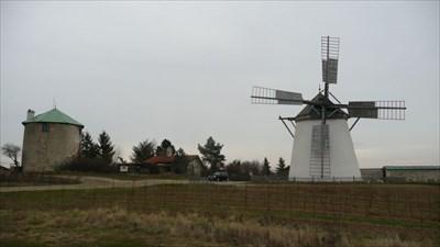 Windmill in Retz