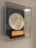 Image for 1946 Women's Singles Wimbledon Trophy - Bethesda, Maryland