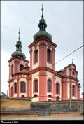Image for Kostel Nanebevzetí Panny Marie / Church of the Assumption of Virgin Mary - Zlonice (Central Bohemia)