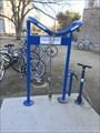 Image for Carlson Health Sciences Library Bike Repair Station - Davis, CA