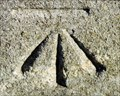 Image for Cut Bench Mark - Brompton Cemetery, London, UK