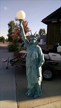Image for Statue of Liberty - Spearfish, South Dakota