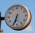 Image for Clock at beach - Vejbystrand, Sweden