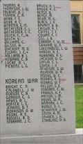 Image for Korean War - Roberts County Veterans Memorial ~ Miami, TX