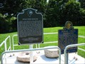 Image for Indian Creek Massacre markers - North of Harding, IL