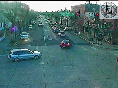 Highway 8 - US-95 Junction Webcam - Moscow, ID - Web Cameras