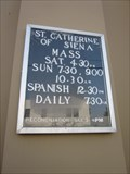 Image for St Catherine of Siena - Martinez, CA