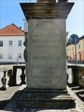Image for 1709 - Marian column - Kostelec nad Orlicí, Czech Republic