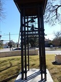 Image for Original Bells of First Protestant Church - New Braunfels, TX USA