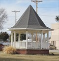 Image for Downtown Gazebo -- Downs KS