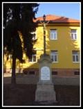 Image for Churchyard Cross (Church of St. John of Nepomuk) - Brno, Czech Republic