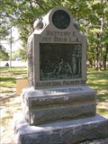 Image for Battery F, 1st Ohio Light Artillery Monument ~ Chickamauga GA