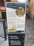 Image for La rue du Jerzual - Dinan - France