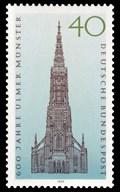 Image for 600 Jahre Ulmer Münster - Ulm, Germany, BW