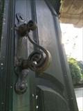 Image for Knocker in Door of Pazo de Mariñán . Bergondo, A Coruña, Galicia, España