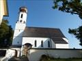 Image for Katholische Pfarrkirche St. Laurentius - Nußdorf, Lk Traunstein, Bavaria, Germany