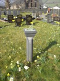 Image for Sundial, Church Yard, Penrhyn Coch, Ceredigion, Wales, UK