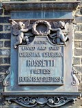 Image for Christina Georgina Rossetti - Torrington Square, London, UK