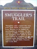 Image for Smugglers' Trail