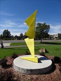 Image for Yellow Tetrahedrons - Lakewood, CO