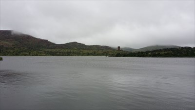 Lake Jed Johnson and Observation Tower