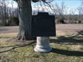 Image for Wilcox's Brigade - CS Brigade Tablet - Gettysburg, PA