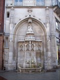 Image for Fontaine de la Crosse - Rouen, France