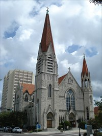 Church Of The Immaculate Conception Jacksonville Fl Us