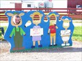 Image for Jersey Cow Family - Young's Jersey Dairy - Yellow Springs, OH