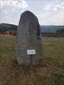 Image for Menhir de La Chassagne - Saint-Just, Cantal, France