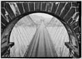 Image for Wheeling Suspension Bridge - Wheeling, West Va