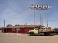Image for Hickory Inn Cafe - Route 66 - Vega, Texas, USA.