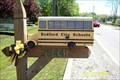 Image for Bedford City Schools Bus Mail Box