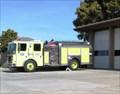 Image for El Cerrito Fire Department truck - El Cerrito, CA