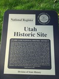 Image for Clark Lane National Historic District - Farmington, Utah