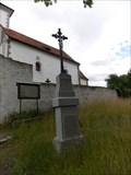Image for Kríž u kostela Všech Svatých - Resanice, okres Plzen-jih, CZ