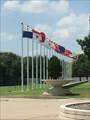 Image for DXC Technology Country Flag Circle - Plano, TX US