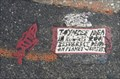 Image for Toynbee Tiles - 12th and Market, Philadelphia