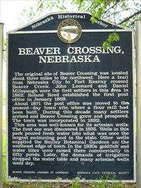 beaver crossing buddhist dating site The beaver creek trail crossing site's  beaver crossing and roland reed closed his road ranch in favor of homesteading his own property several miles away dating.