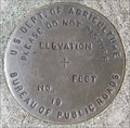 Image for BPR Elevation Mark at Grotto Cove, Oregon