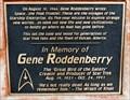 Image for Gene Roddenberry Memorial - Vulcan, AB