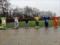 Image for Posing Soccer Bears - Berlin, Germany