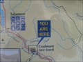 Image for you are here - Kettle Valley Rail Trail