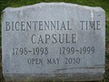Image for Glasgow Bicentennial Time Capsule