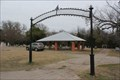 Image for Edgewood Cemetery Arch -- Lancaster TX