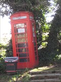 Image for Tingrith Red Telephone Box - Bed's