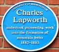 Image for Charles Lapworth - The University of Birmingham - Edgbaston, Birmingham, U.K.