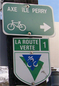 Image for Route Verte #1, Axe de l'île Perry - Laval