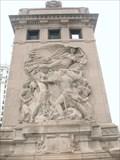 Image for Defense - Michigan Avenue Bridge SW pylon, Chicago, IL