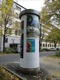 Image for Classic Litfaßsäule - Johannesstraße - Stuttgart, Germany, BW